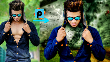 Picsart photo editing